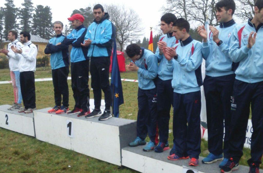 Campeonato Gallego de Cross en Rivadavia y Gallego en Coruña