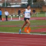 Tres atletas de la Sociedad Gimnástica estarán en el Campeonato de España de Fondo en pista
