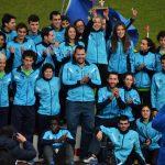 La Sociedad Gimnástica fue el mejor Club del Campeonato Gallego por equipos