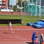 4 victorias parciales de la Gimnástica en las Series Municipales de Vigo