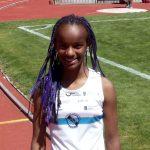 Carolina Santos nuevo record gallego de 1.000 metros en pista