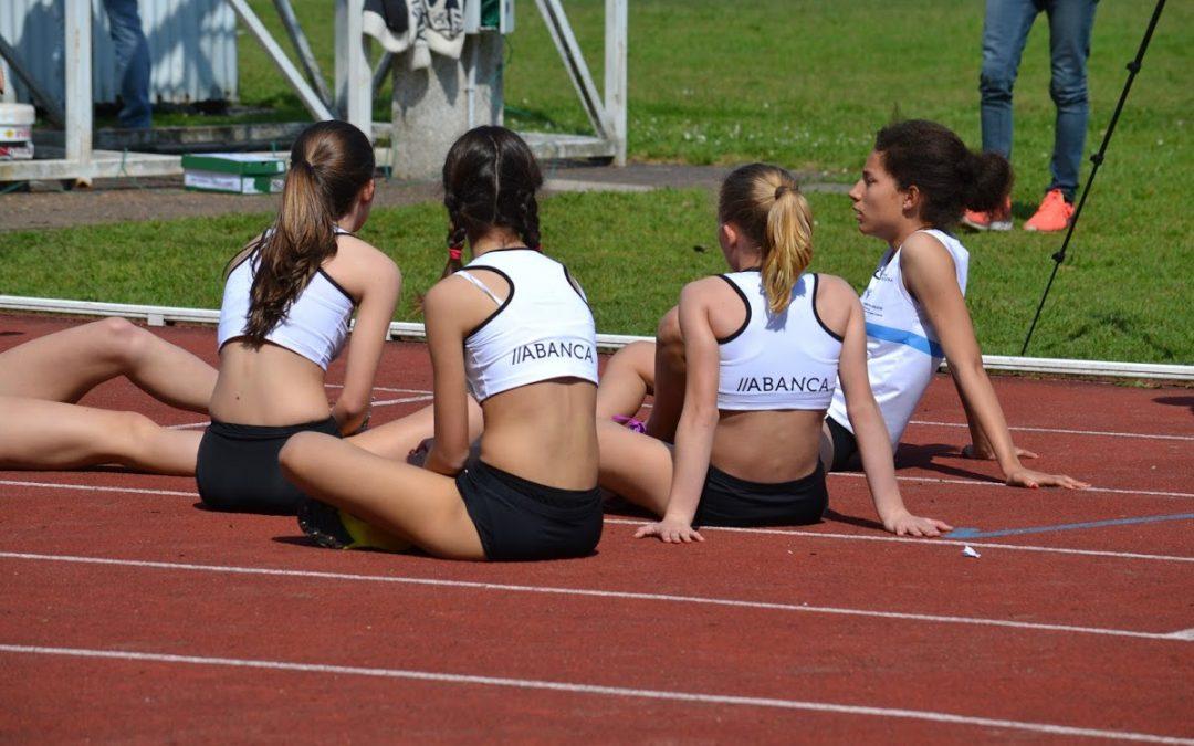 Un fin de semana muy competitivo para nuestros atletas