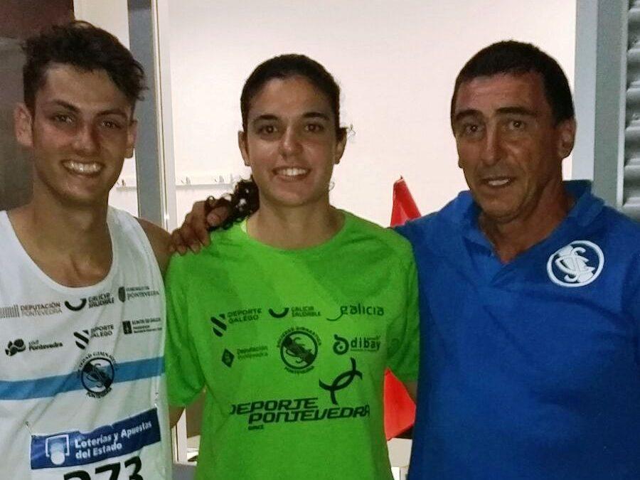 Campeonato de Galicia Junior y Promesa en Pista al Aire Libre