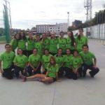 Las cadetes las décimo quintas de España