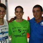 Darío Costas consigue la medalla de plata en el nacional Junior