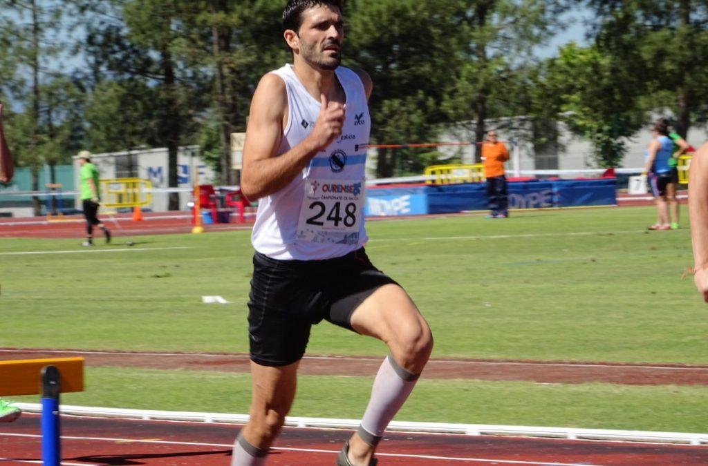9 medallas para la Gimnástica en la jornada matinal del Campeonato Gallego Absoluto