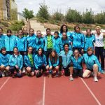 El equipo femenino de la Gimnástica ante su oportunidad de ascenso a Primera División