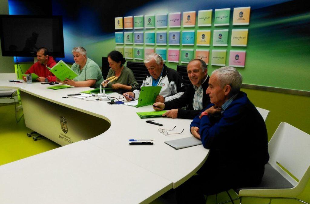Firmado el convenio con el Concello de Pontevedra