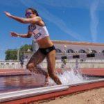 Joselyn vuelve a batir el record de la Gimnástica en 3.000 obstáculos