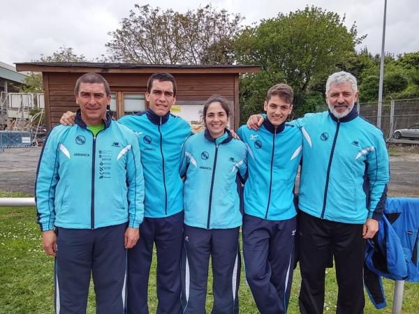 Darío Costas seleccionado para el nacional de Combinadas