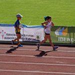 Gran éxito en el gallego de menores para la Gimnástica con 9 medallas