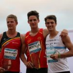 Darío Costas continúa progresando en el Decathlon
