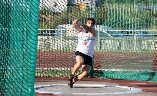 En una semana, Trofeo Sociedad Gimnástica de atletismo