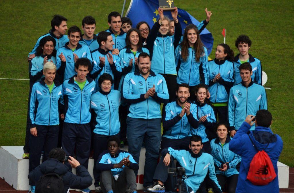 Hasta veintidós atletas de la Gimnástica en lo más alto del ranking nacional