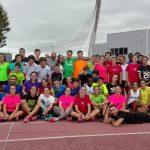 Arranca la pretemporada entre nuestros atletas locales