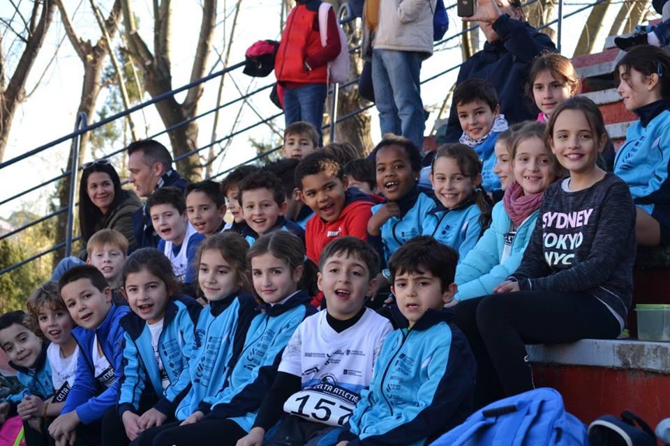 Más de medio millar de atletas en el II Trofeo Solidario do Nadal Celta de Atletismo