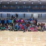 Festival de navidad de las Escuelas Municipales de Atletismo