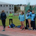 Grandes registros se vieron ayer en Pontevedra
