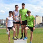 Campeones y subcampeonas en el Campeonato Gallego de Combinadas