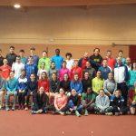 Concentración de Semana Santa del Plan Nacional de Tecnificación Deportiva