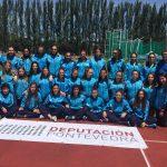 Las gimnásticas viajarán a Burgos sobre seguro