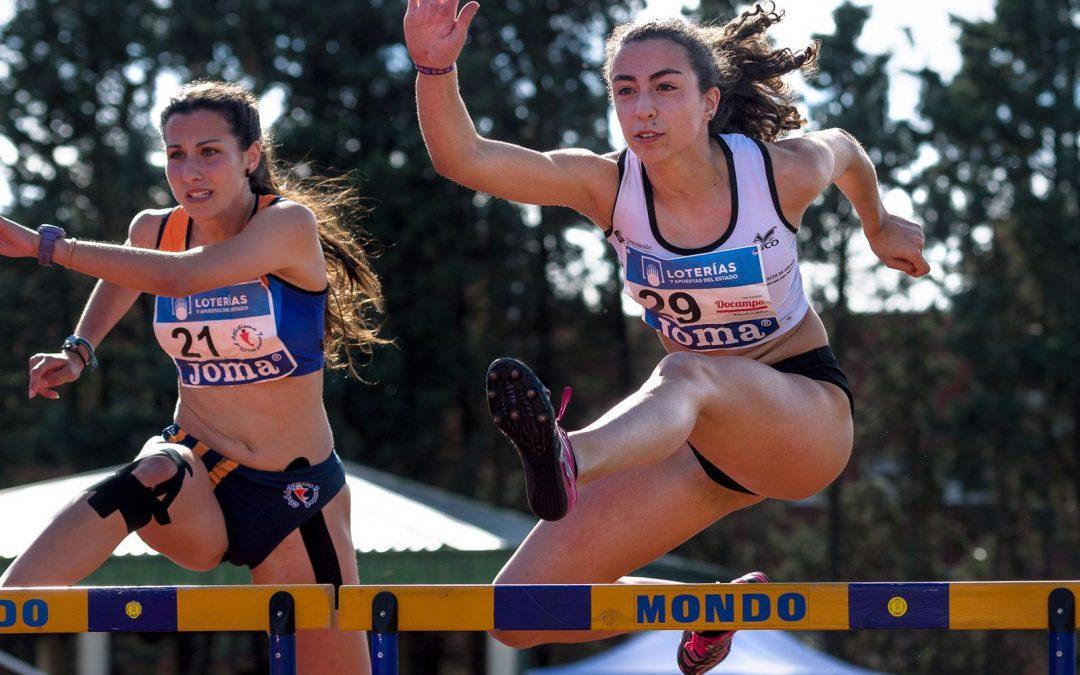 Lucia Ferrer mejor marca gallega juvenil en la  VII Xornada II Circuito Concello de Vigo -Series Municipais