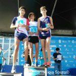 Gran actuación de los atletas de la S.G.P. en la XI Carrera popular Coruña10