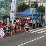 Joselyn Brea e Iván Cores vencedores en la XX Milla de Marín
