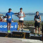 Fantástico fin de semana en las carreras populares para los atletas de la SG Pontevedra