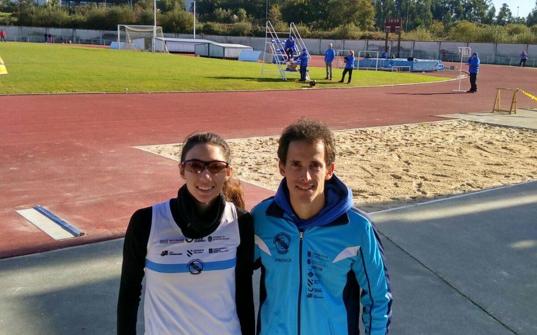 Gran actuación de David Ferrer y Lucía Seijas en el XVI Trofeo Cidade de Narón