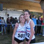 Paula de la Torre y Hugo García vencedores sub 18 y sub 16 en el  39º Memorial  Belarmino Alonso de campo a través