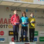 Hugo García Souto vencedor en la Carrera Escolar en la San Martiño de Ourense