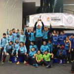 Copa Galicia de Clubes: Oro en hombres y Bronce en mujeres