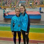 Campionato Galego Sub-23 . Campionato Galego  Sub-18 e Sub-20  de 1.500 m. e 3.000 m: Sete medallas e unha mínima