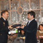 Kiko y Paula de la Torre premiados en la Gala del deporte del Concello de Marin