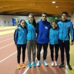 Fantásticos resultados en la Copa Diputación Lugo