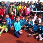 Éxito de participación el el III Trofeo Atletismo Mazí- Cidade de Vilagarcía