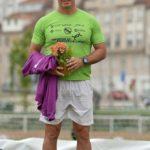 Francisco Javier Guzmán Campeón de Europa M40 en disco y medalla de bronce en peso en el Campeonato de Europa Masters