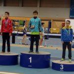 Hugo Garcia y Marta Barragans oro y plata en el Campeonato gallego sub16 de PC