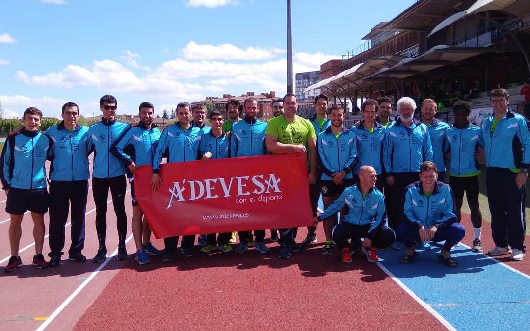 El equipo masculino de la SGP tercero en el cuadrangular de la primera jornada de División de Honor