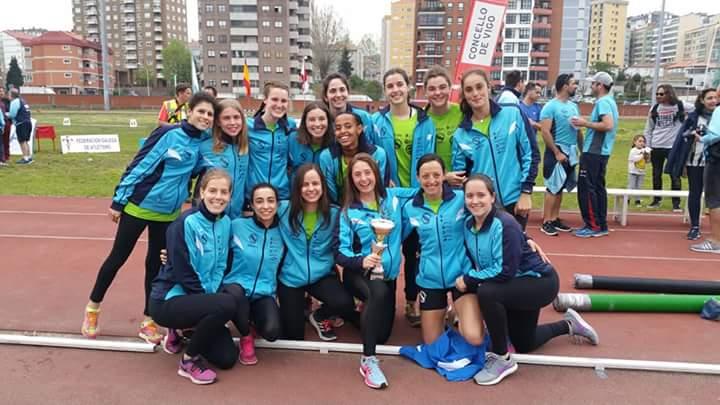 La liga femenina de clubes 2018 comienza en Pontevedra