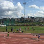 Xogade Benxamín, Alevín e Infantil en Pontevedra