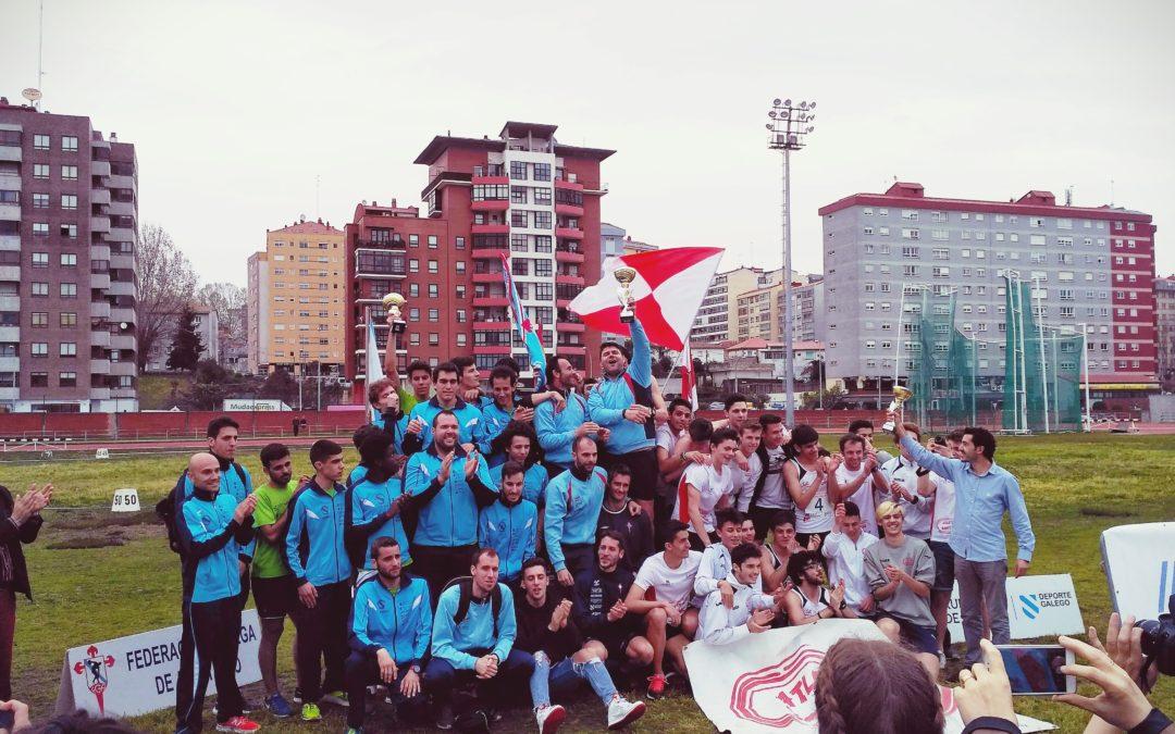 Liga de Clubes División de Honor. El equipo masculino de la SGP se desplaza a Getafe