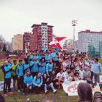 O equipo masculino da SGP subcampión galego no Campionato de Galicia de Clubes ao aire libre