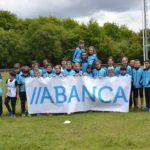 Alevins mulleres bronce no Campionato de Galicia por Equipos