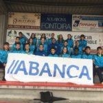 Lluvia de medallas en el Campeonato de Galicia sub18