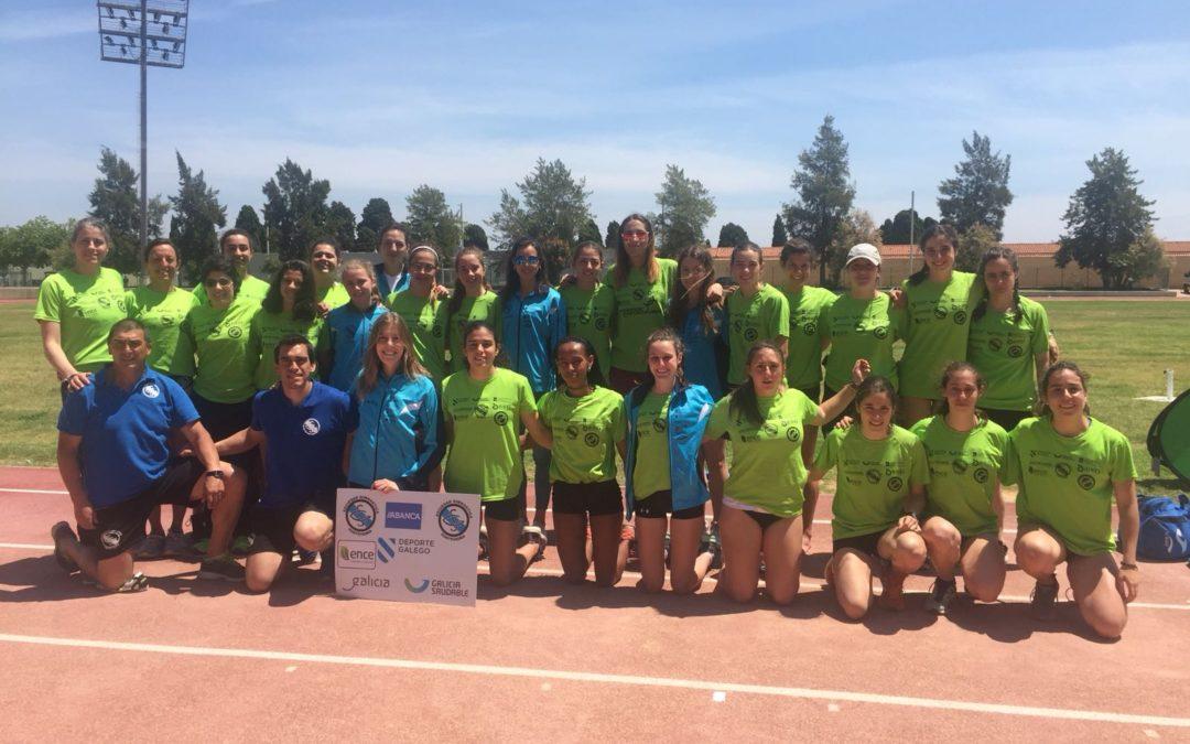 Liga Iberdrola Primeira División femenina: Cuartas