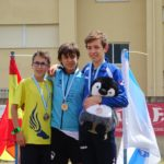 Seis medallas en el Campeonato de Galicia sub16