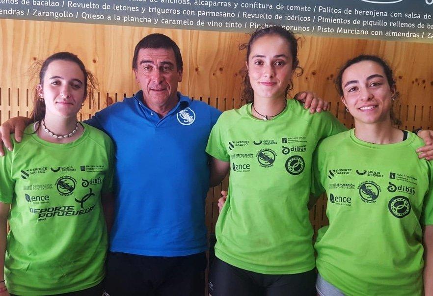 Excelentes actuaciones en el LXIV Campeonato de España sub20