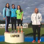 Fantásticos resultados no Campionato de Galicia sub 20/ sub 23